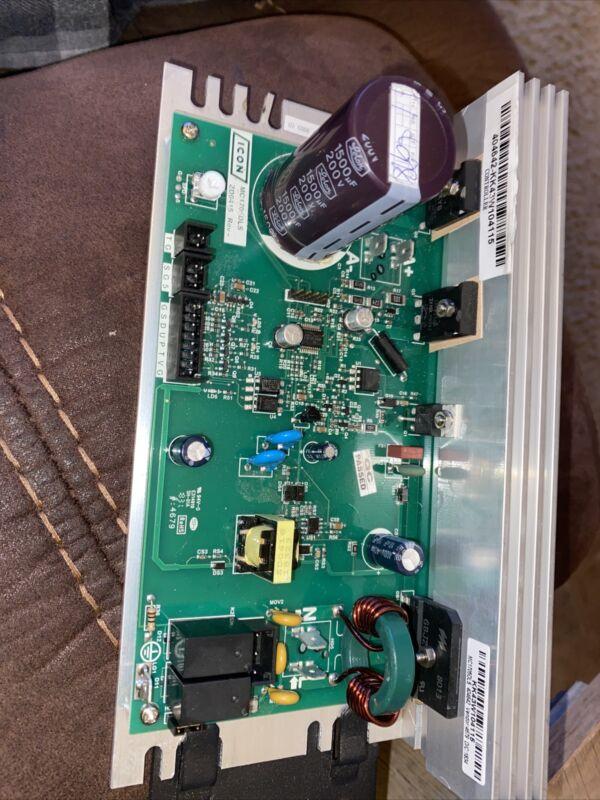 Icon Nordictrack ProForm Treadmill Replacement Motor Controller Board MC1705DLS