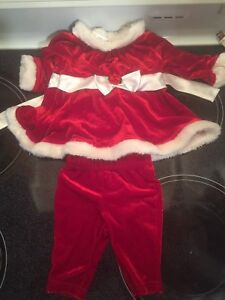 Adorable 3 month Christmas outfit