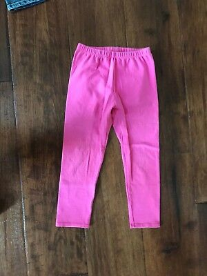 Girl Friends Hot Pink Capri Leggings in Girls Size 12