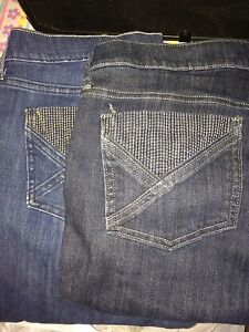 Size 14 ladies old navy jeans