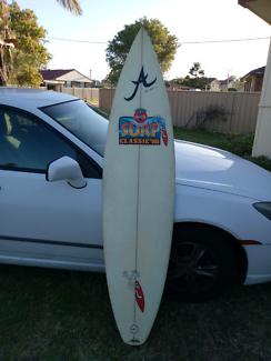 Coca cola surf board