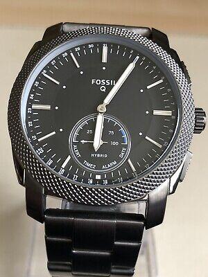 Fossil Q Machine Hybrid Men's Smart Watch, FTW1166