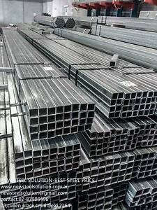 FENCE POST-50MM*25MM*1.6MM GALVANIZED TUBE-$21.5/L BUNDLE PRICE Smithfield Parramatta Area Preview
