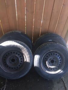 Year old tires