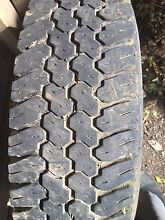 2 LAND CRUISER WHEELS AND GOOD TYRES Berry Shoalhaven Area Preview
