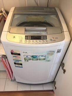 Wash machine 7.5KG LG