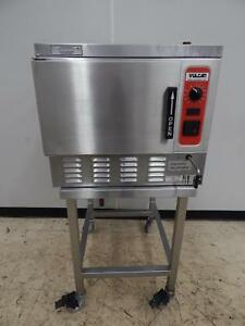Vulcan Electric 3-Pan Steamer on Stand, Model C24EA3