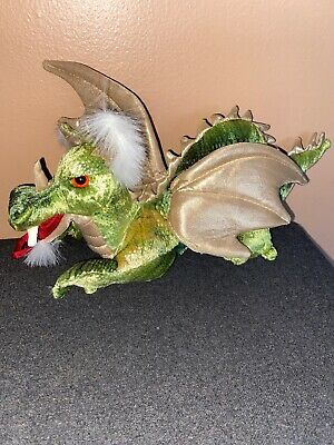 Folkmanis NICE SHINY DRAGON FINGER PUPPET 12