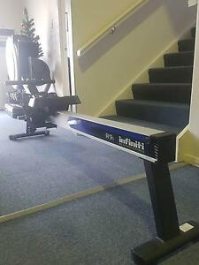 INFINITI R9I ROWING MACHINE ONLY 3 MONTHS OLD Upper Coomera Gold Coast North Preview