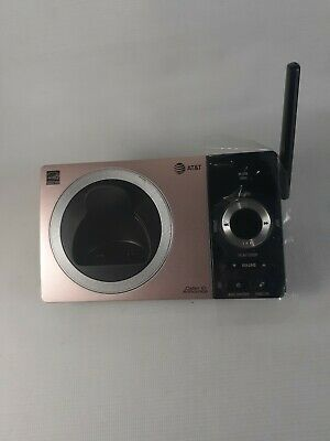 AT&T CL82229 Handset Answering System  Smart Call Block Rose Gold ( device -