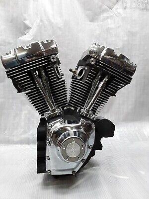 08 HARLEY ENGINE MOTOR 96 CI TWIN CAM EFI FLH 1584 CC ELECTRA GLIDE FLHX -