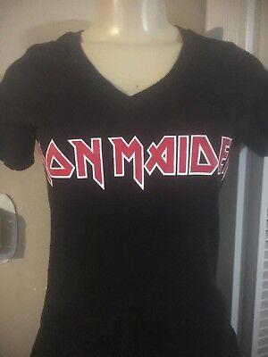 Women Iron Maiden Shirt / Rock Roll Legend Tyson Top Tee or Tank