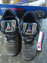 Steel blue works boots Capalaba Brisbane South East Preview