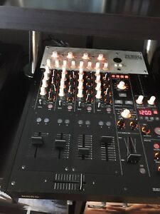 Korg Zero 4 Dj mixer audio interface