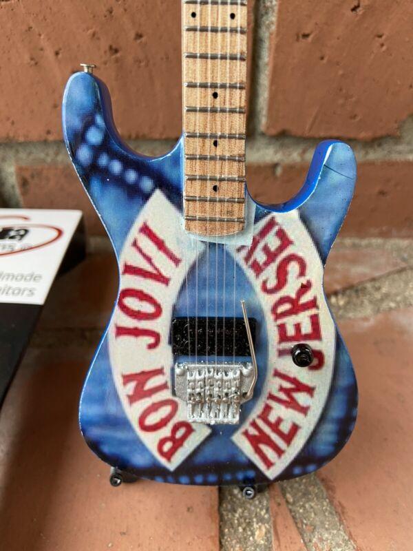 Richie Sambora / Bon Jovi - Exclusive Mini Guitars / 1:4 Scale