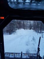 Looking  for snow  clearing work in Selkirk