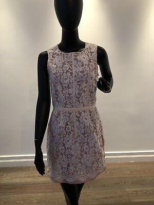 - Dolce & Gabbana lace Pink Dress 650$