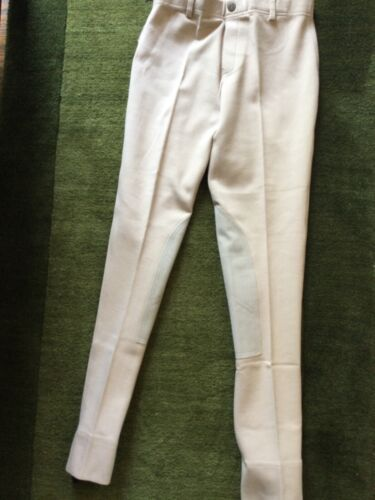 EquiStar Child 14+ Pull-on Jod Breeches Horse Riding Pants Neutral Beige 14 Plus