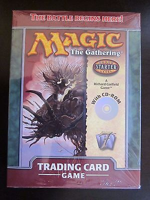 7th (Seventh) Edition 2 Player Starter Deck Factory Sealed