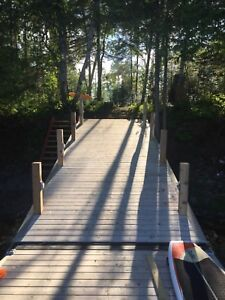 Island property Shoal Lake access to Lake of the Woods