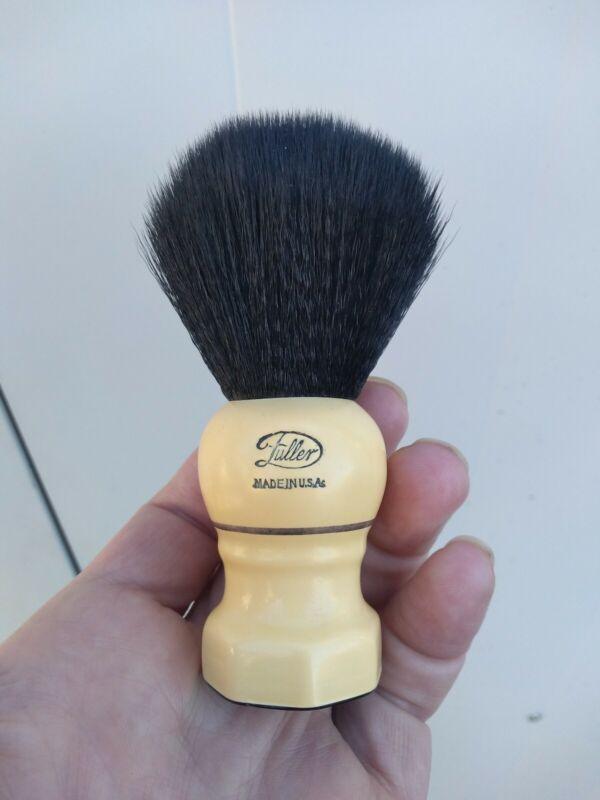 Vintage Fuller Shaving Brush new 24mm synthetic knot
