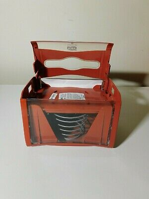 Tork Red Napkin Dispenser Xpressnap 6236000