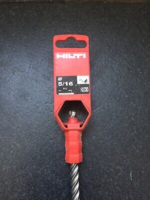 Hilti Te-cx 516-12 Sds-plus Style Masonry Drill Bit 516 Diameter X 12 Long