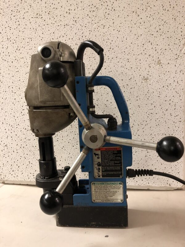 Hougen 10904 Magnetic Drill Press Pre-Owned In Good Condition