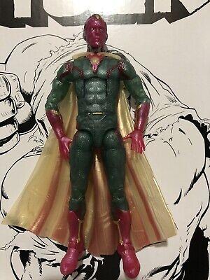 Marvel Legends Vision action figure Fat Thor BAF series Avengers Endgame