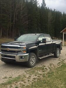 2016 Chevy Silverado 3500 HD