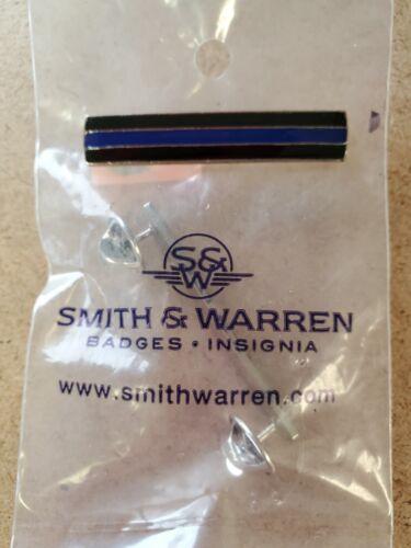 Thin Blue Line Tie Pin