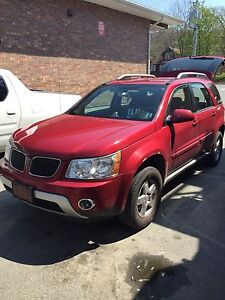 2006 Pontiac torrent  new safety  runs great
