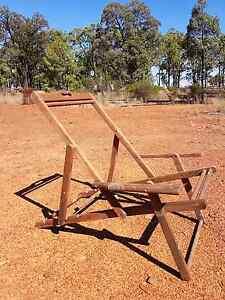 Retro Deck Chair - project Terramungamine Dubbo Area Preview