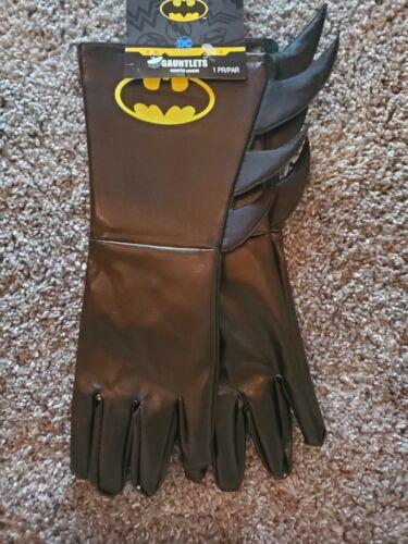DC Original Batman Gauntlets Adult/Child