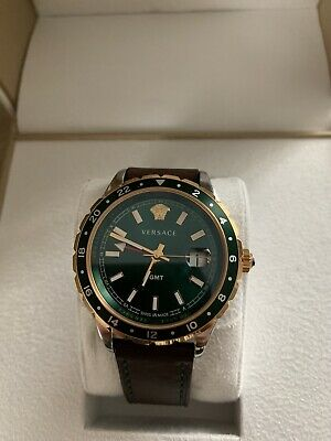 Men's Versace Watch Brand New (never Been Worn)