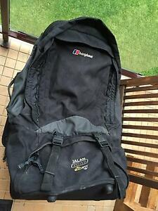 Berghaus Back Pack/ Travel Pack with wheels Rose Bay Eastern Suburbs Preview