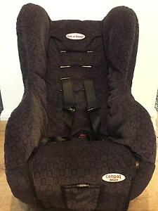 Safe-n-Sound compaq deluxe car seat, good spare option Botany Botany Bay Area Preview