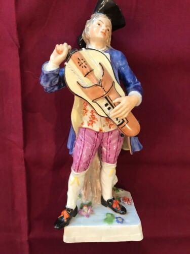 Vienna Figurine Musician