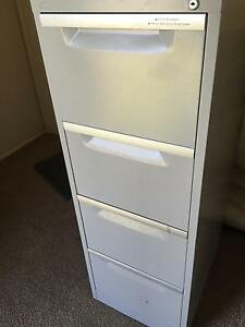 4 Drawer Steel Lockable Filing Cabinet Cornubia Logan Area Preview