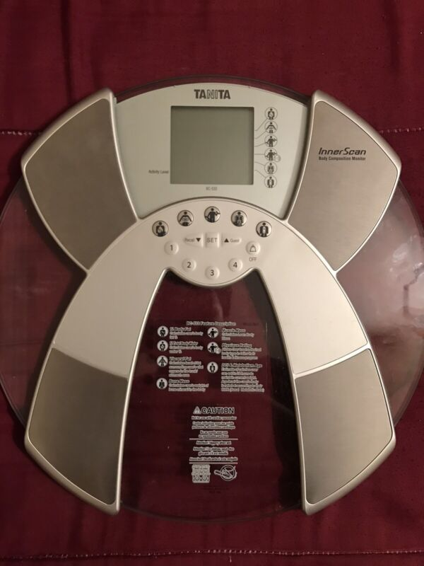 BC-533 InnerScan Body Composition Monitor