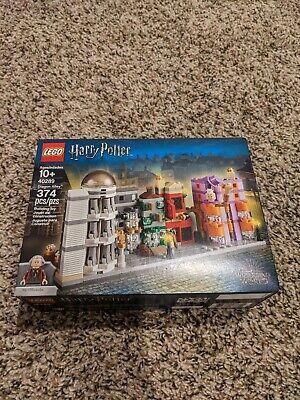 Lego 40289 Harry Potter Diagon Alley Mini Building 374 Pieces