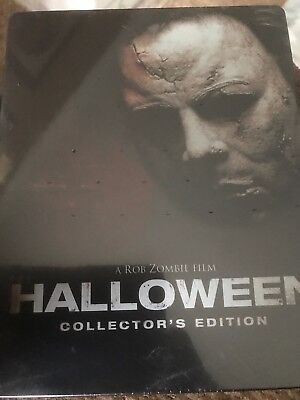 Halloween Collector's Edition Bluray Steelbook (ROB ZOMBIE) NEW