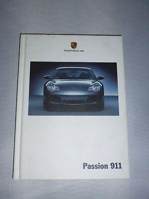 originales Porsche Buch / Broschüre  Passion 911