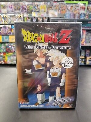 Dragon Ball Z - Cell Games: Ultimatum (DVD, 2002) Episodes 151-153