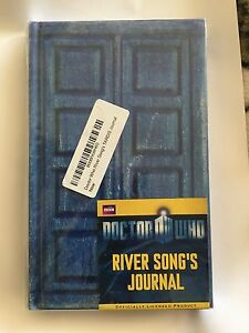 Doctor who River song's  tardis  journal  note book
