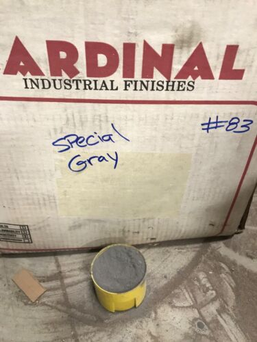 #83 Special Gray Powder Coating Paint - New 1LB