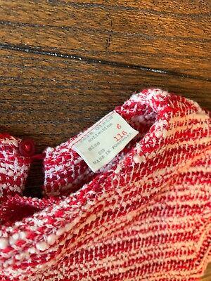 zara girls size 6 red dress/Valentine's Day dress](Girls Valentine Dresses)