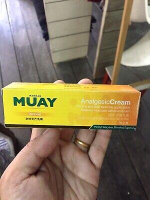 Namman Muay Thai Boxing Analgesic Muscular Tenseness Relief Massage Cream 30 g.