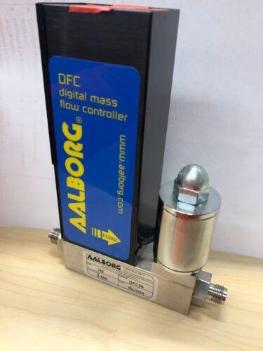 Aalborg digital mass flow controller DFC26