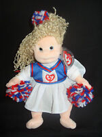 Ty Beanie Kids - Blondie Cheer Leader Outfit With Tag - ty beanie kid - ebay.co.uk